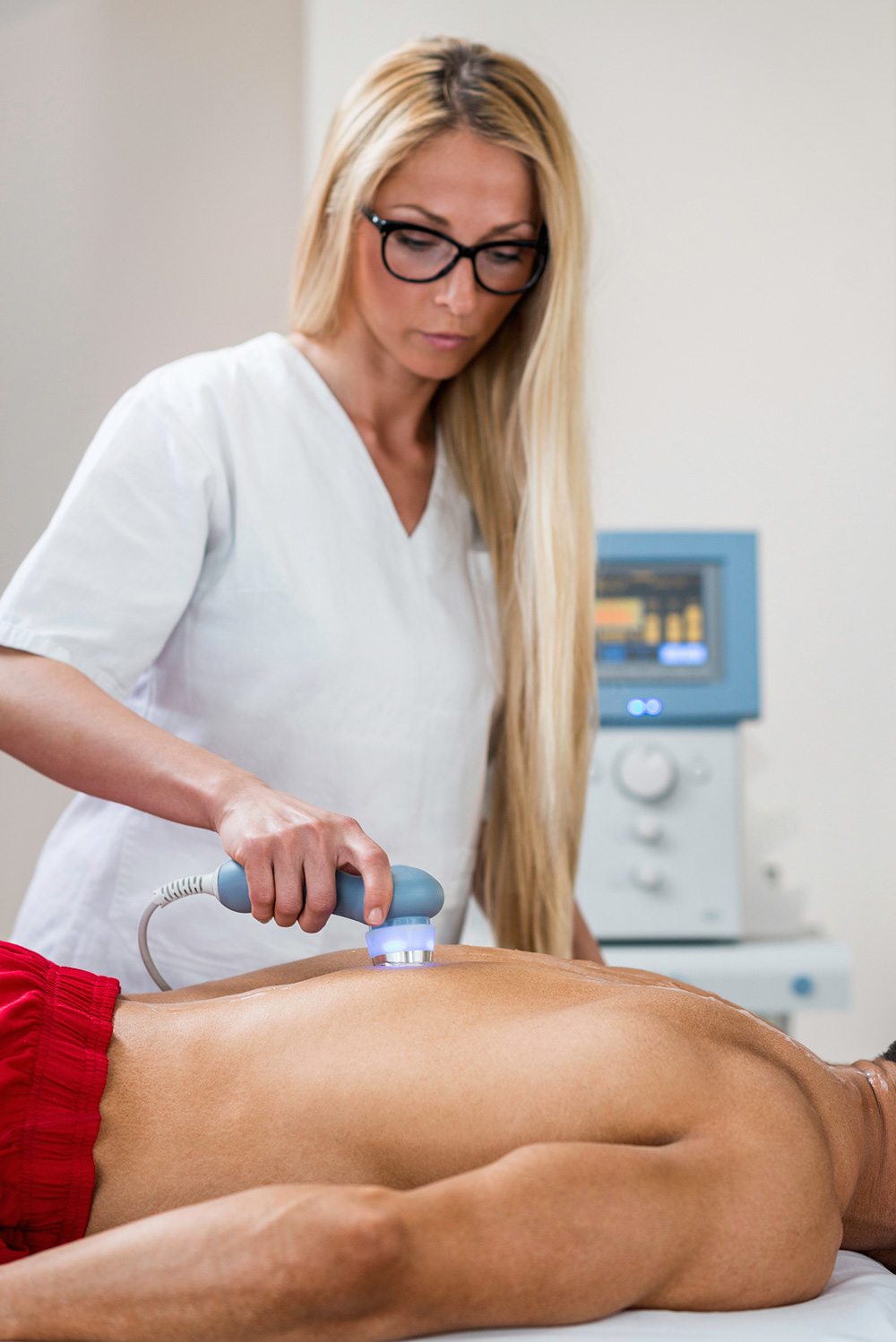 Silver Chiropractic Centre Ultrasound